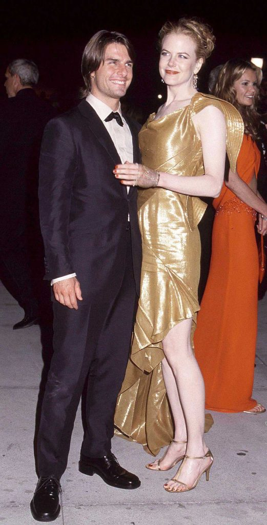 Tom Cruise si Nicole Kidman