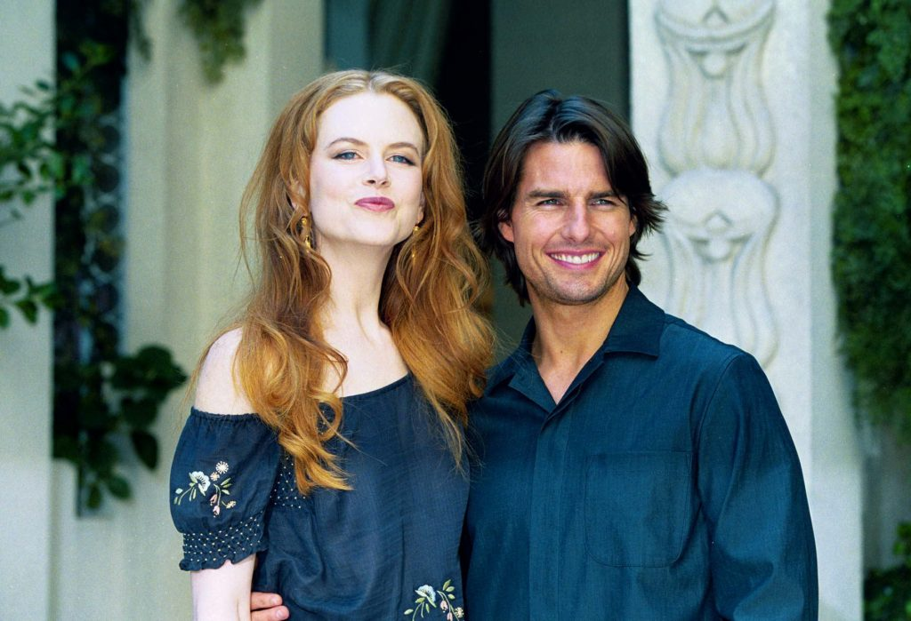 Tom Cruise si Nicole Kidman in 2005