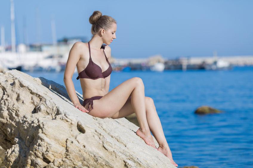 Coafuri Pentru Plajă Vacanță La Malul Mării Frumusețe