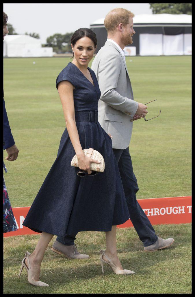 Ce au făcut Meghan Markle și prințul Harry la un eveniment. Toți au rămas cu gura căscată. Niciun alt cuplu regal nu au fost văzut în această ipostază în public