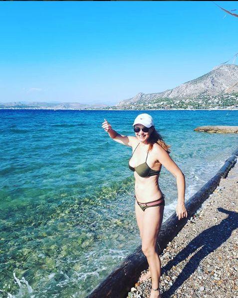 Corina Danila a ajuns la 57 de kilograme