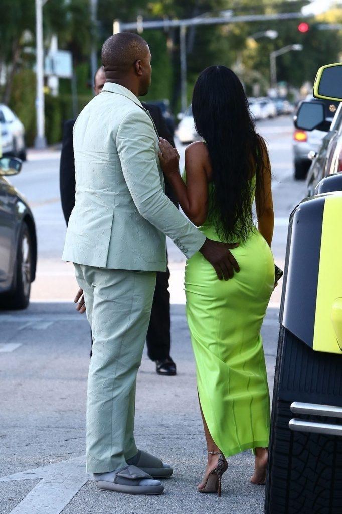 Kanye West si Kim Kardashian, la nunta