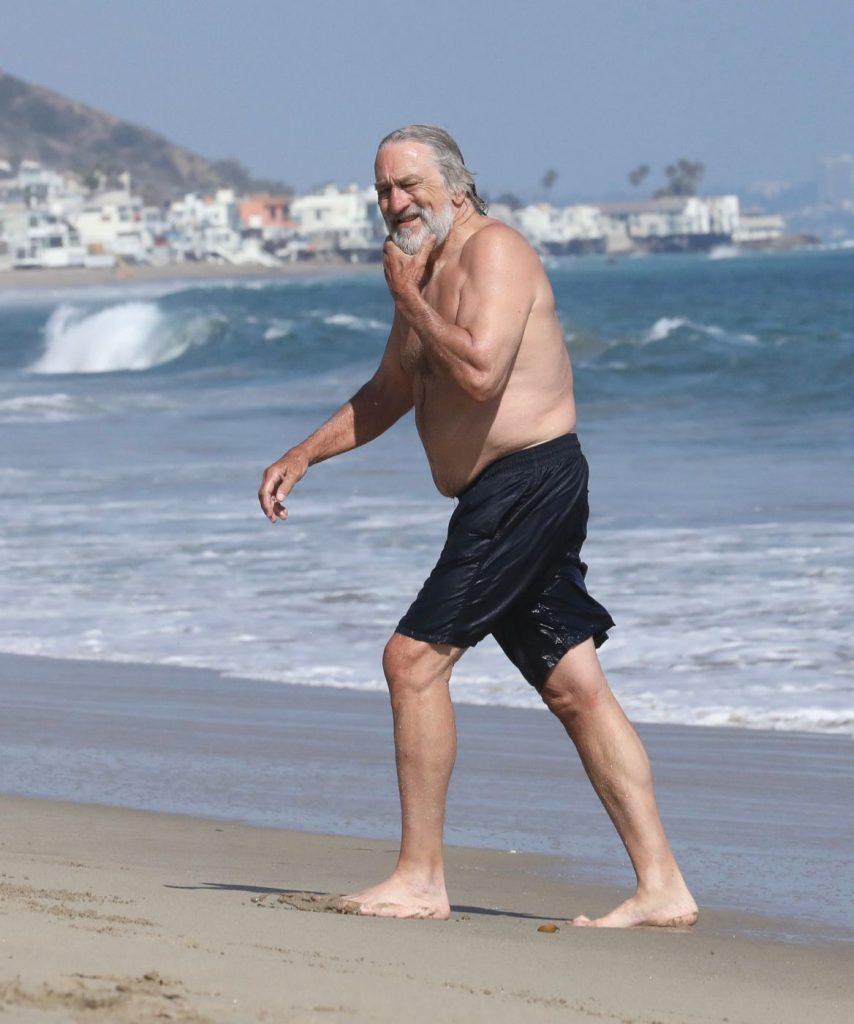 Robert de Niro, la 75 de ani