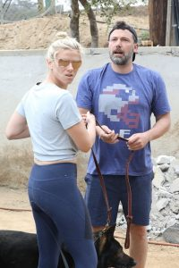 ben Affleck si fosta iubita, Lindsay Shookus