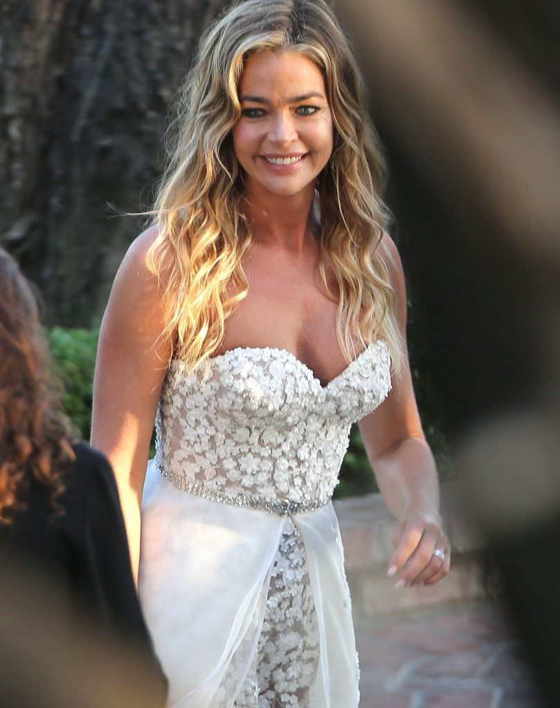 Denise Richards s-a maritat