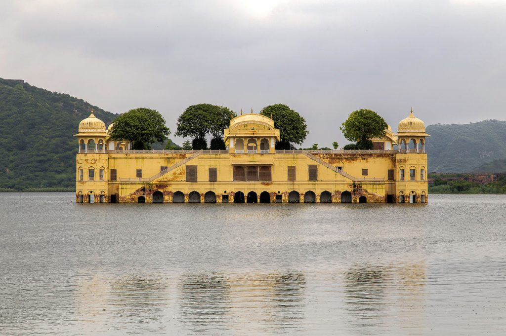 Jal Mahal India