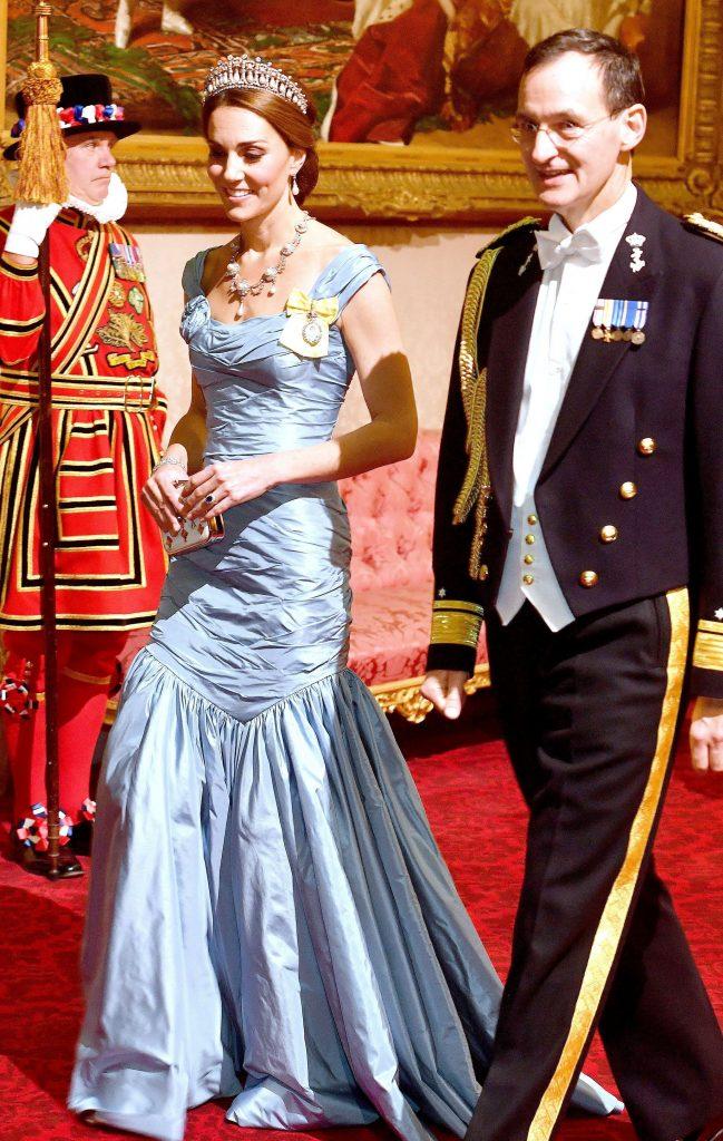 Kate Middleton rochie anii 80