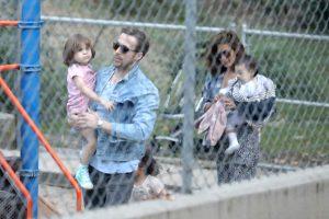 Ryan, Eva si cele doua fetite