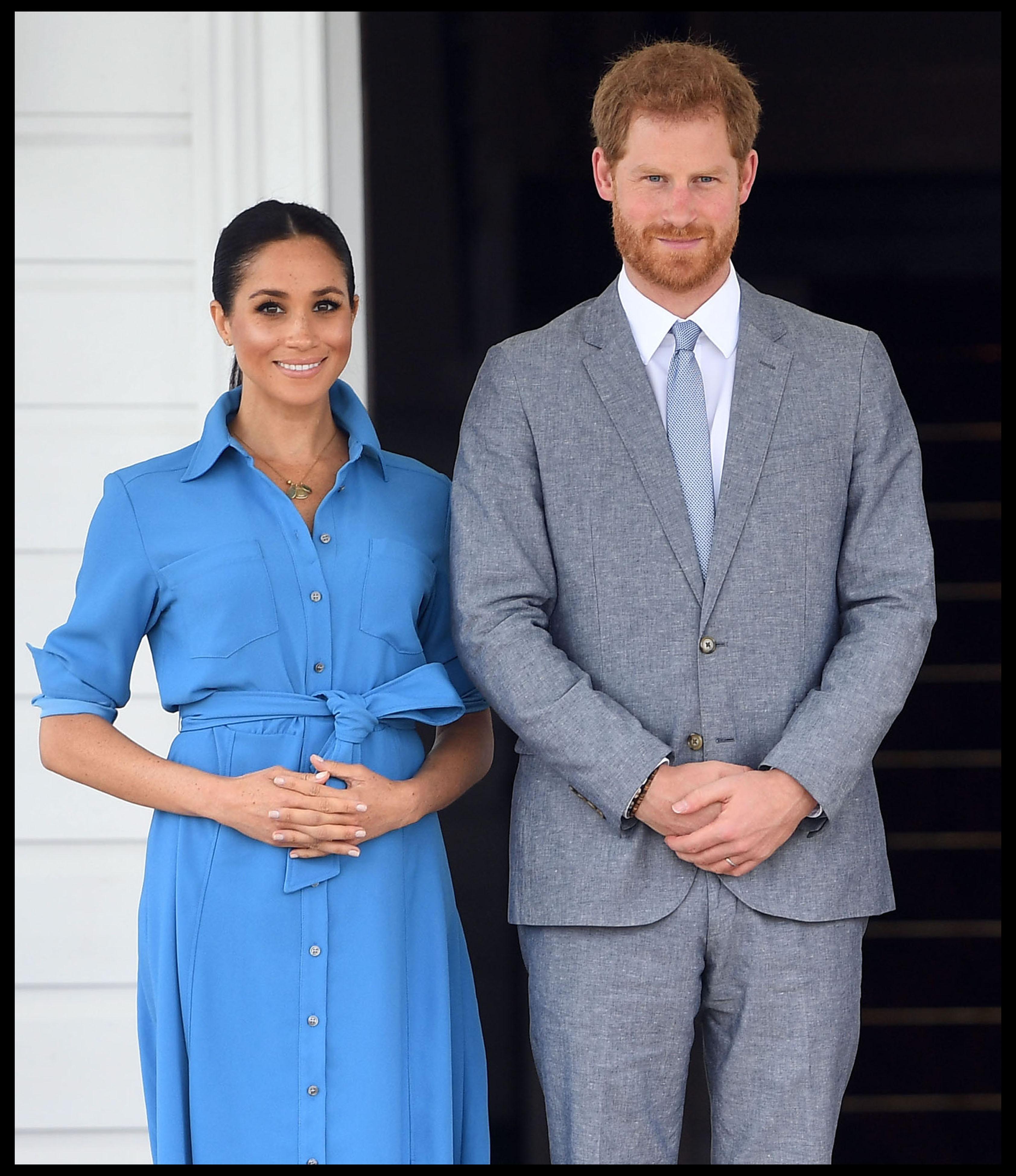 Prințul Harry A Dezvăluit Ce Nume I-a Pus Bebelușului Lui