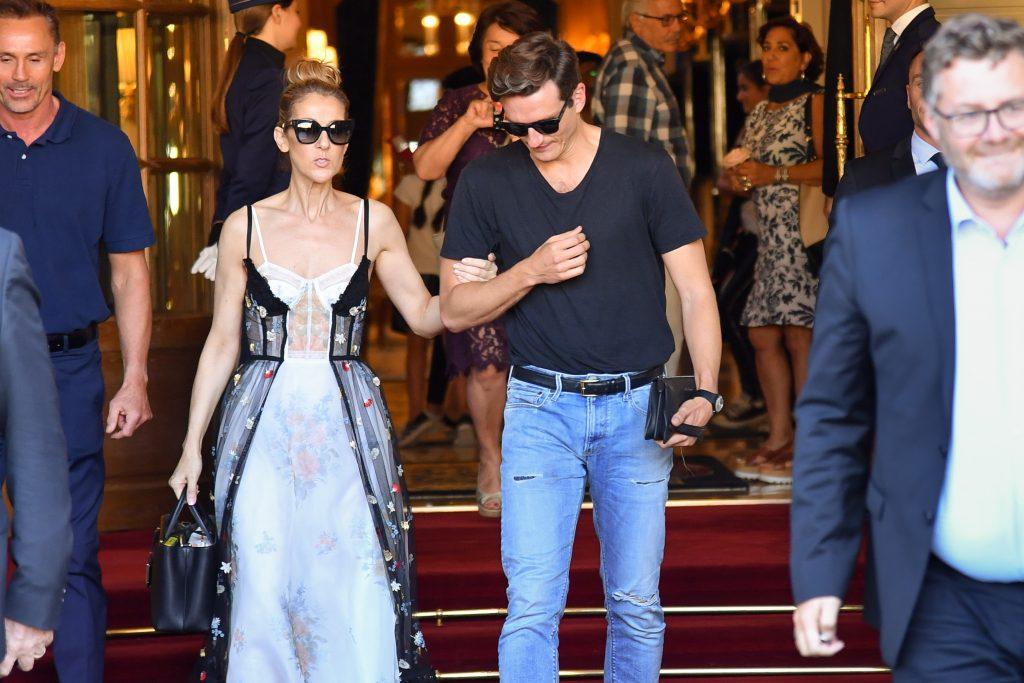 Celine Dion a vorbit pentru prima data despre relația cu dansatorul ei. Toți au rămas mască când a dat marea veste