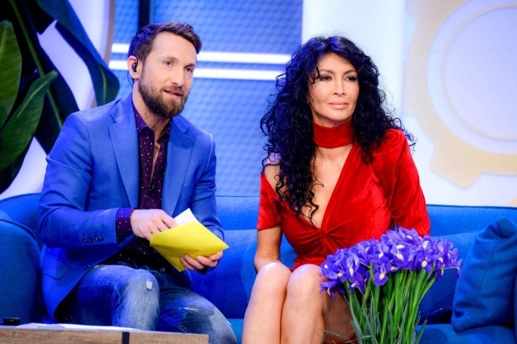 Dani Oțil și Mihaela Rădulescu s-au reîntâlnit pe micul ecran, la 4 ani de la despărțire. Ce a vrut să știe Dani despre fosta lui iubită