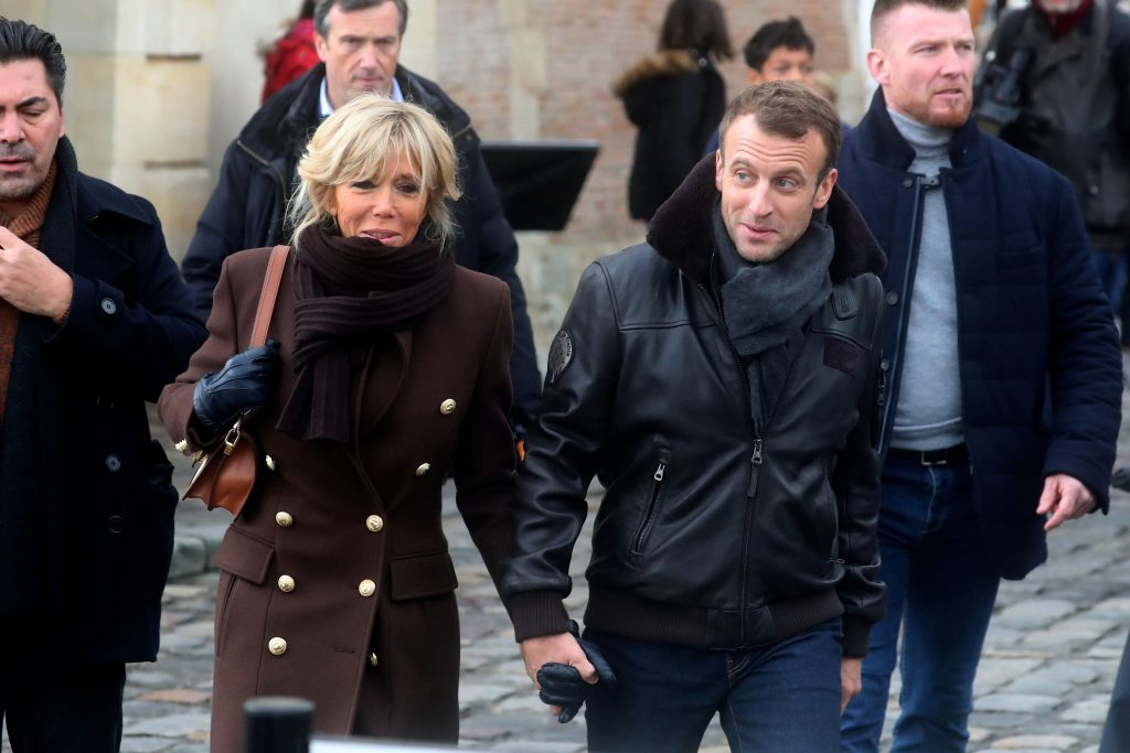 Cum a apărut Brigitte Macron la un eveniment oficial, deși temperaturile erau extrem de scăzute