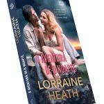O aventură de-o noapte de Lorraine Heath. Coperta