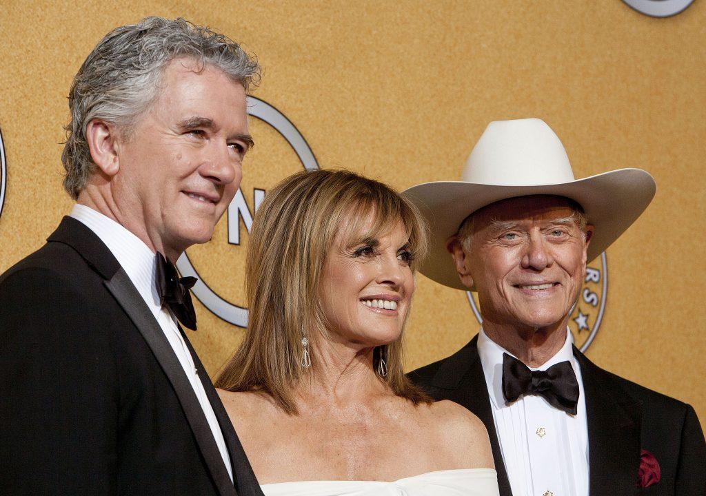 Sue Ellen și Bobby din Dallas formează un cuplu? Iată cum au fost surprinși cei doi actori în ultima vreme