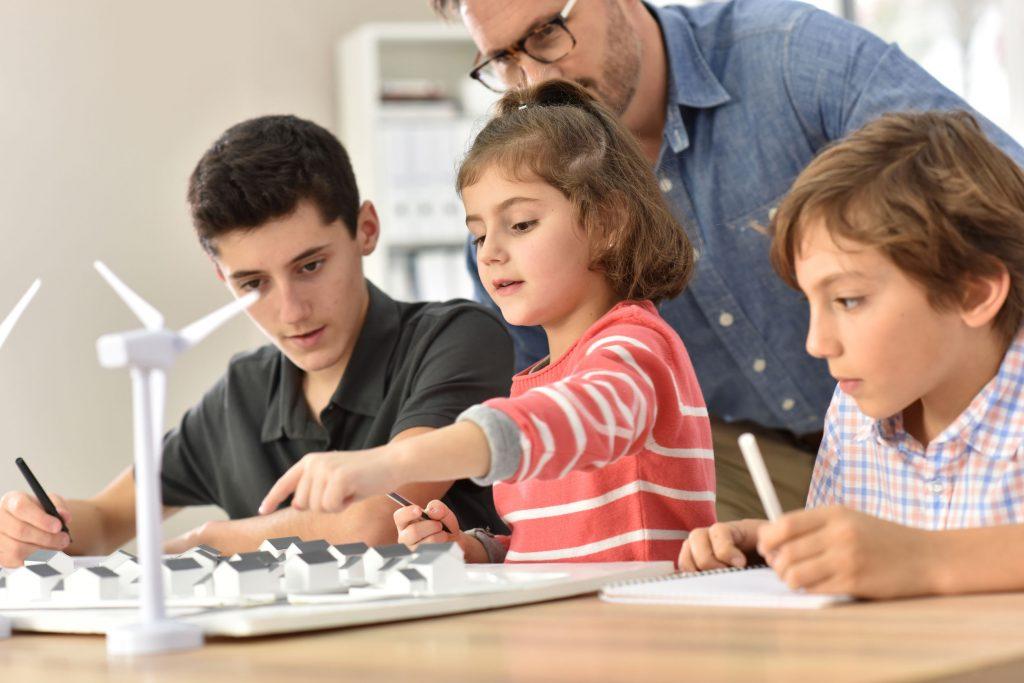 Metode alternative de învățământ: Step by step