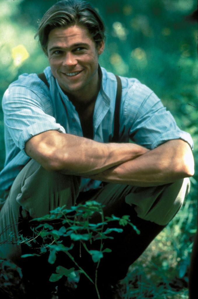 Brad Pitt in 1994