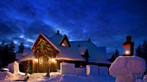 Joulukka. Laponia, țara lui Moș Crăciun.