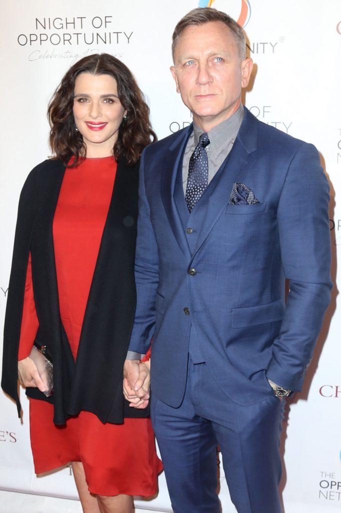 Și Rachel Weisz, soțian lui Daniel Craig, trecută de 40 de ani, a adus pe lume o fetiță în luna septembrie a acestui an, primul lor copil împreună.