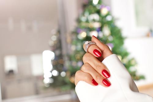 5 manichiuri de Sărbători, pentru final de an