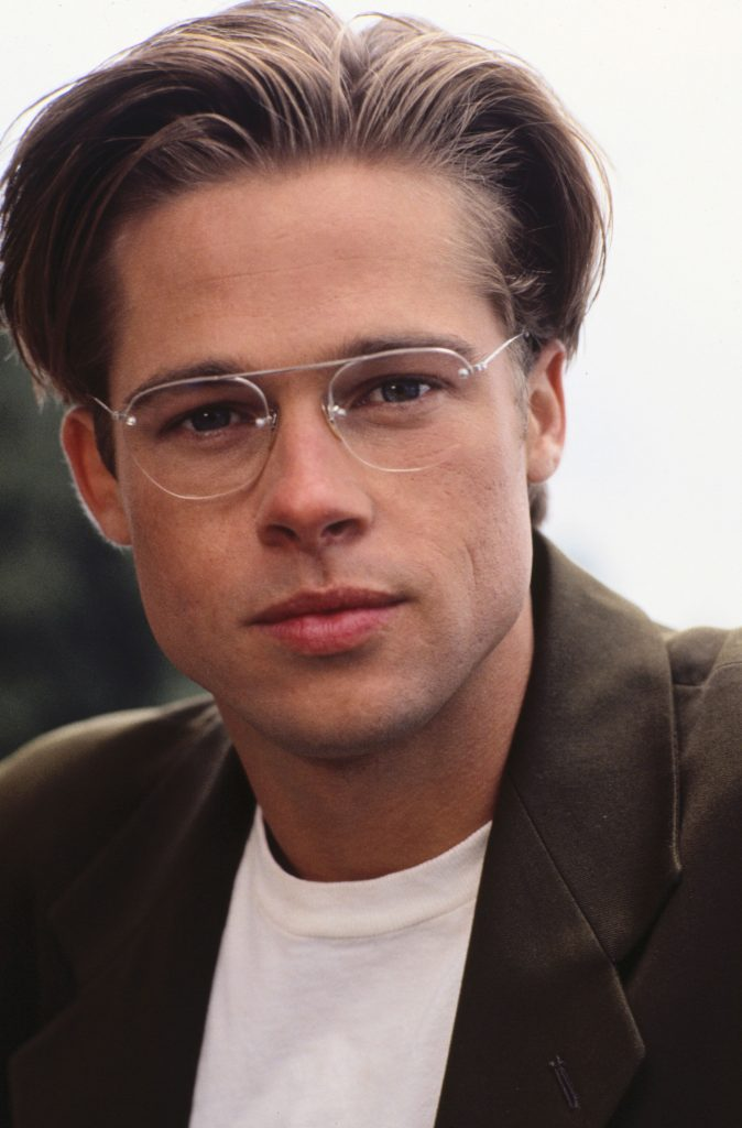 un altfel de Brad Pitt, in The Favor