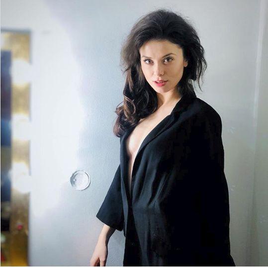 Anca Dumitra poate fi extrem de sexy