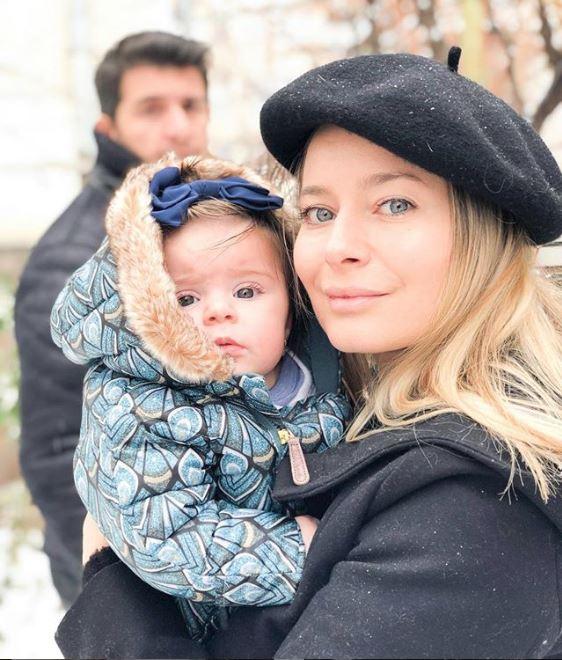 Laura Cosoi este însărcinată. Ce frumos a dat vestea