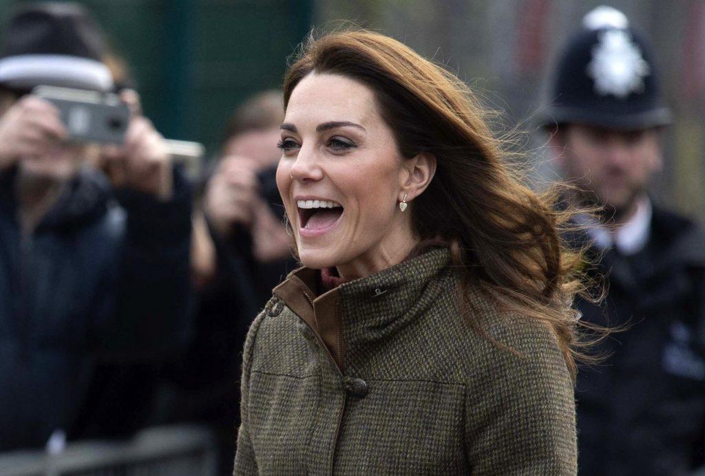 Kate Middleton a topit inimile tuturor. Gestul neașteptat făcut la un eveniment oficial din Londra