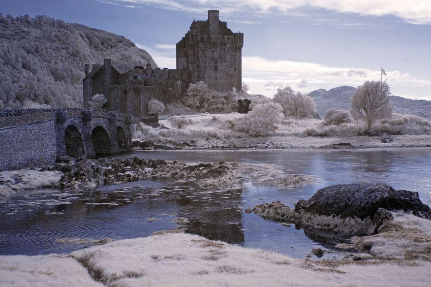 Castelul Eilean Donan
