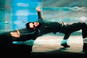 Keanu Reeves, in scena cu gloantele