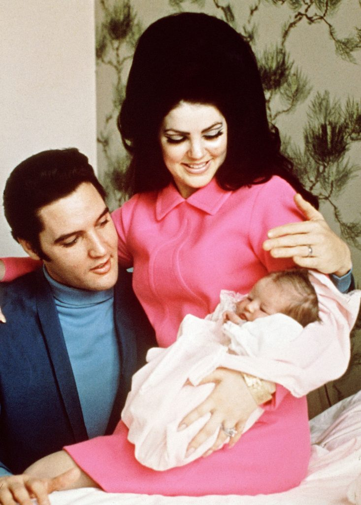 Elvis Presley, Priscilla Presley, l