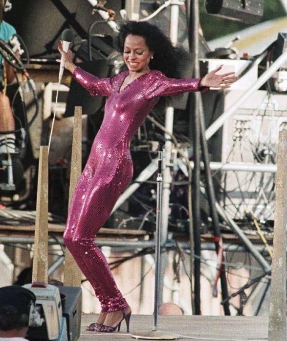 Diana Ross, o vedeta desavarsita