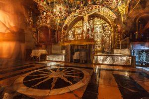 Ierusalim - Biserica Sfantului Mormant