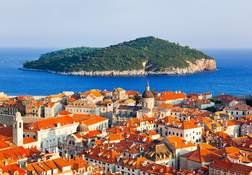 Orașul Dubrovnik, mândria Coastei Dalmate