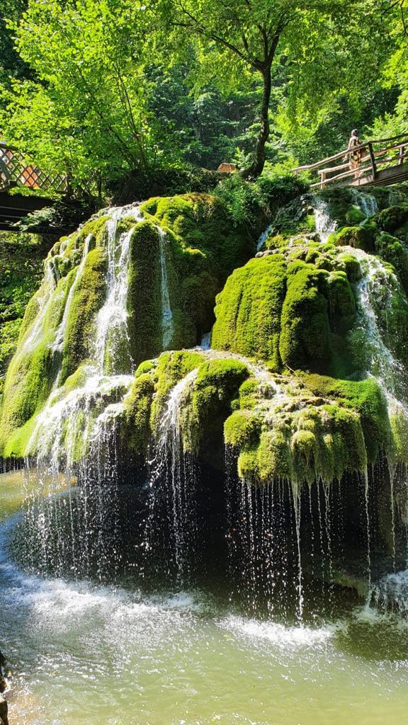 Cascada Bigar, foto