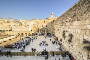 Ierusalim - Zidul Plangerii