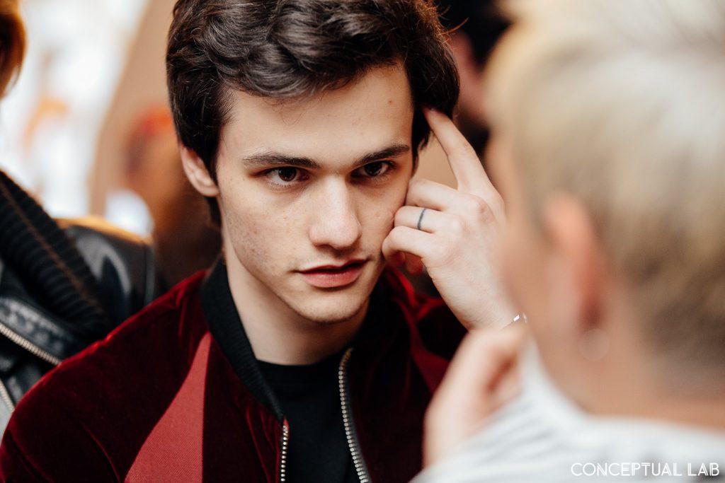 Ștefan Iancu, fratele lui Vlad în superproducția de la PRO TV, se iubește cu o actriță celebră