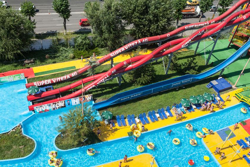 Aqua Park din Mamaia
