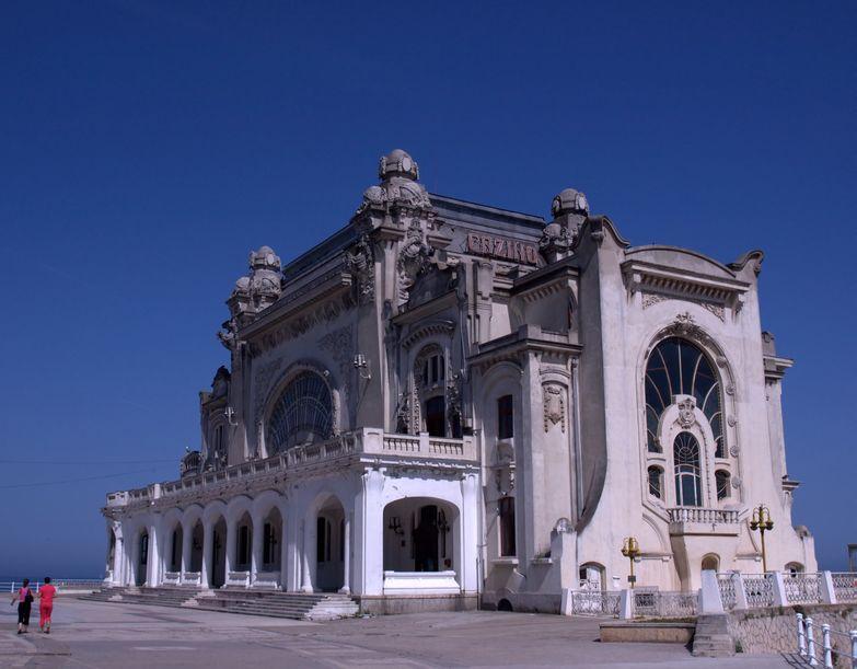 Clădirea Cazinoului din Constanța