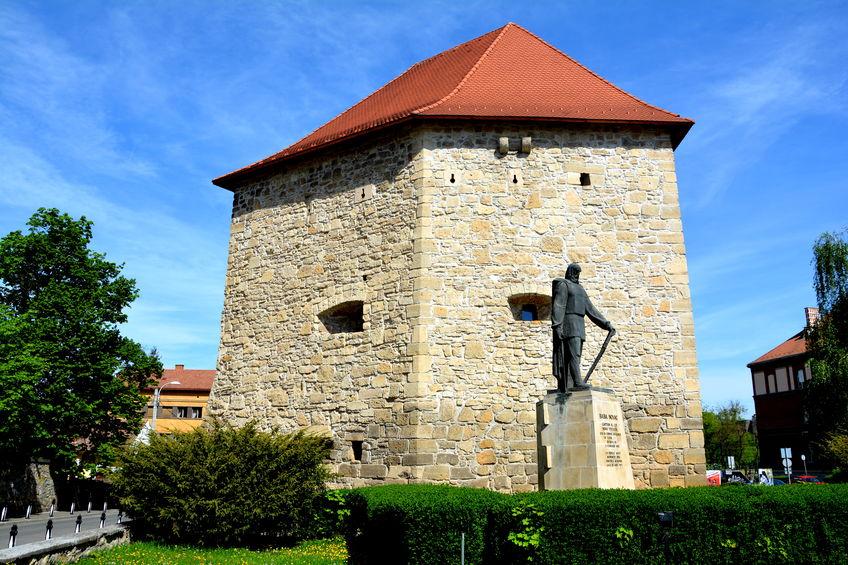 Cluj-Napoca. Cetatea medievală