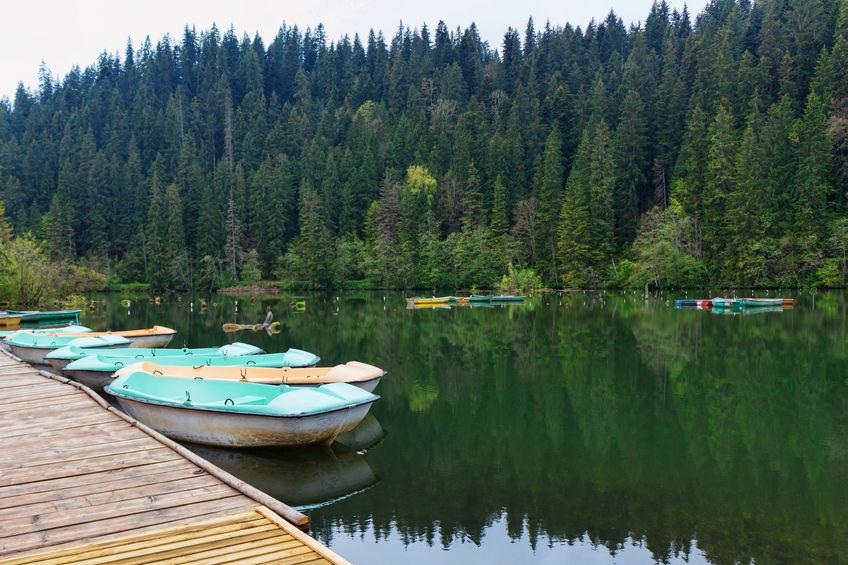 Lacul Tineretului din Sovata
