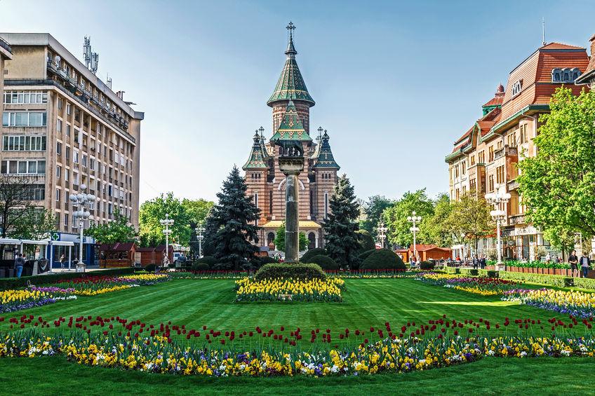 Timișoara. Catedrala Mitropolitană