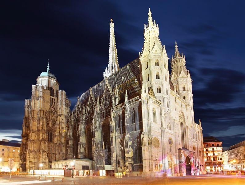 Viena. Domul Sfântul Ștefan