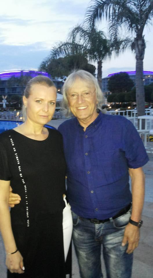 Noi informații despre starea de sănătate a lui Mihai Constantinescu. Soția artistului a făcut noi dezvăluiri: Sunt pași mărunți...