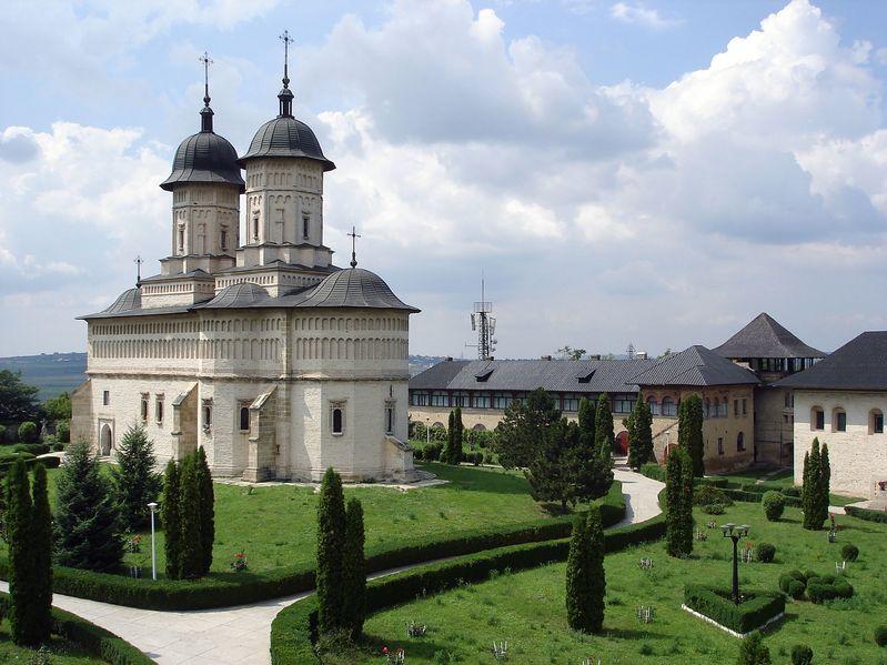 Iași - Mănăstirea Cetățuia