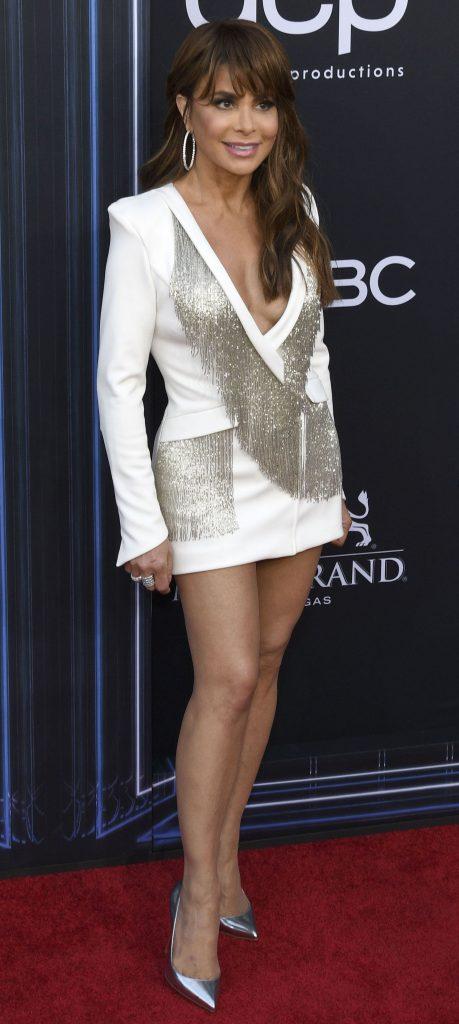 Paula Abdul, la Premiile Billboard