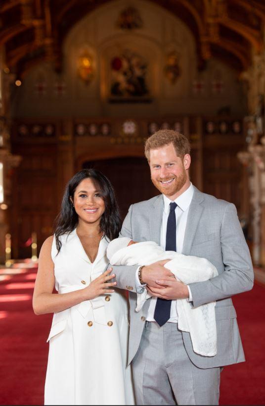Ce semnificație are numele bebelușului Sussex. Micuțul nu va primi niciun titlu regal, iar motivul este total neașteptat