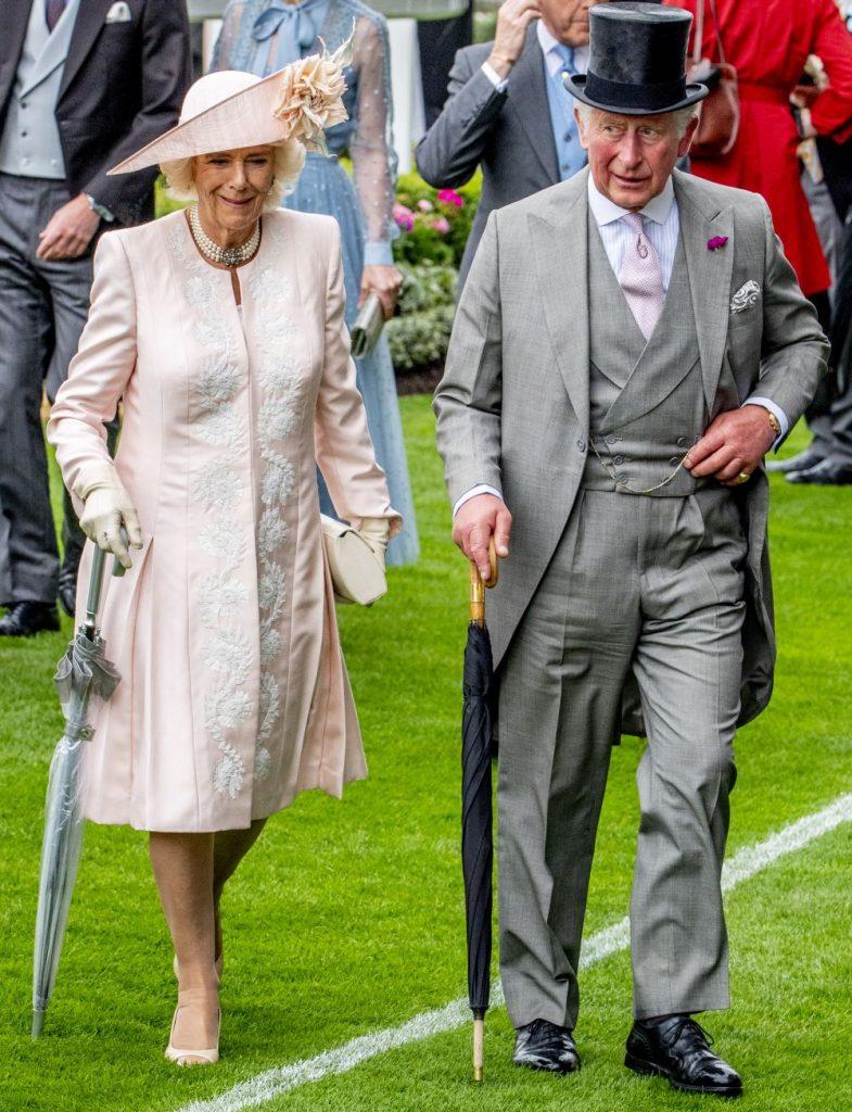 Camilla si printul Charles