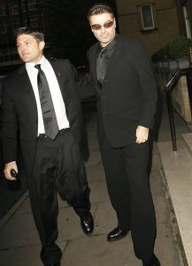 George Michael si cel care i-a fost iubit timp de 15 ani