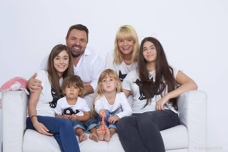 familia Brenciu, in formula completa