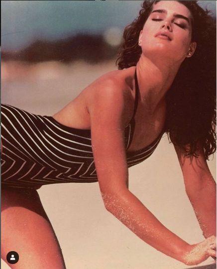 Brooke mama a doua fete si fosta sotie a lui Andre Agassi